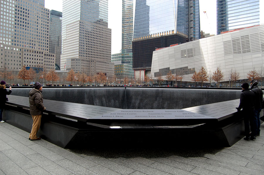 09/11 Memorial, New York City