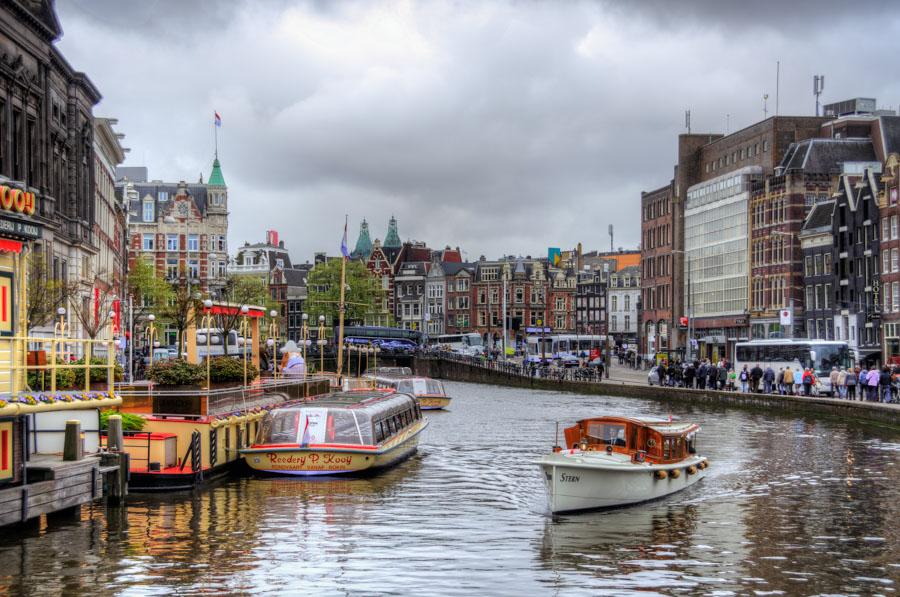 Rokin, Amsterdam, Netherlands