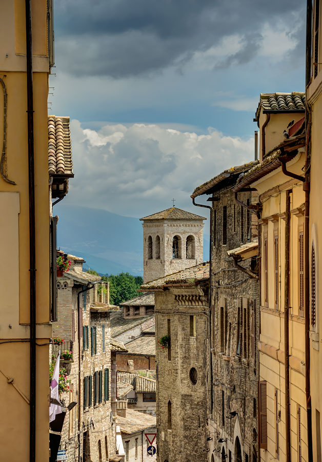 In Assisi, Italy