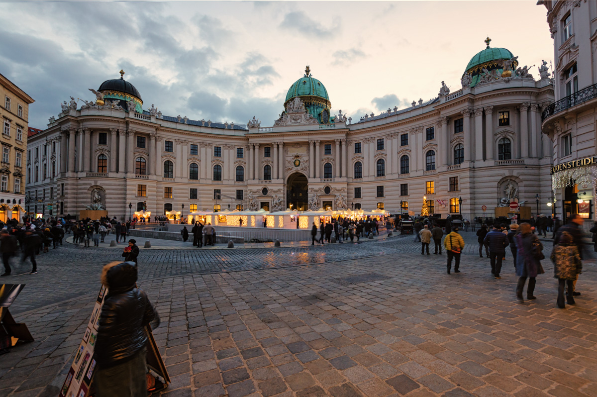 Hofburg, Vienna