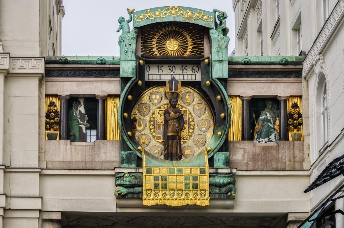 Ankeruhr, Vienna
