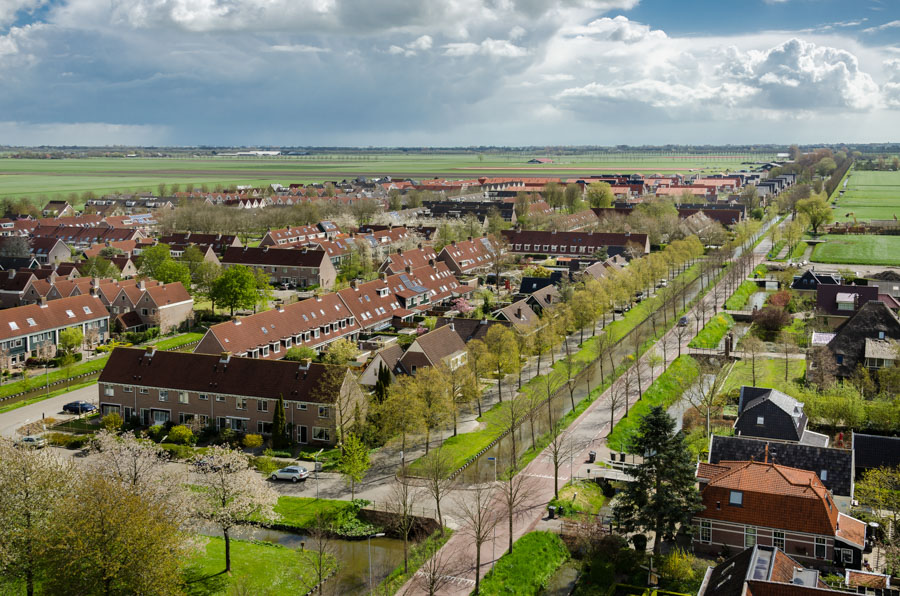 Middenbeemster, Beemster Polder, Netherlands