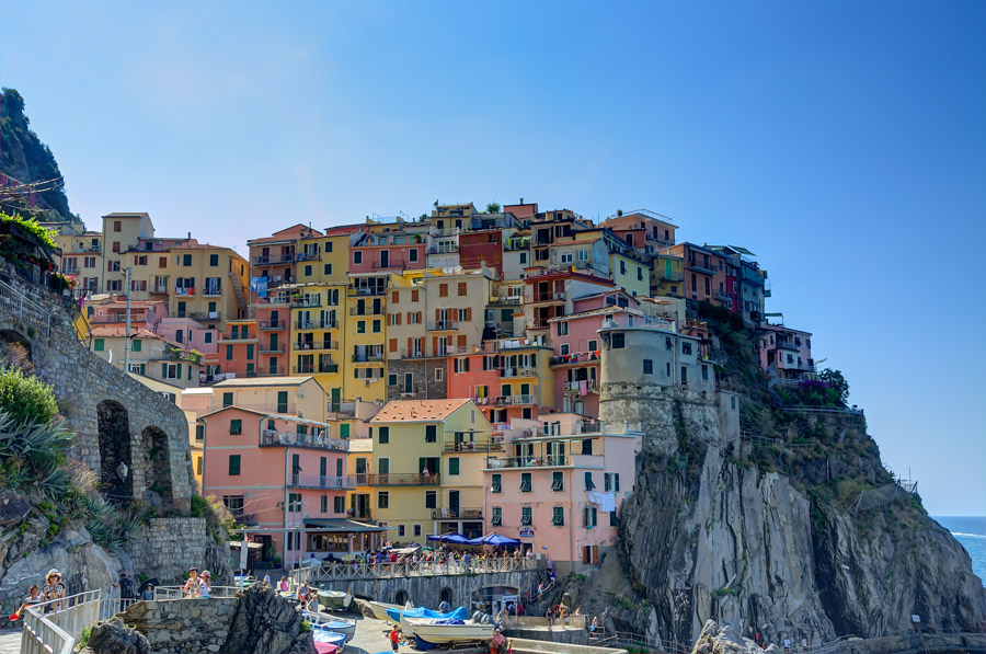 Manarola, Cinque Terre, Italy