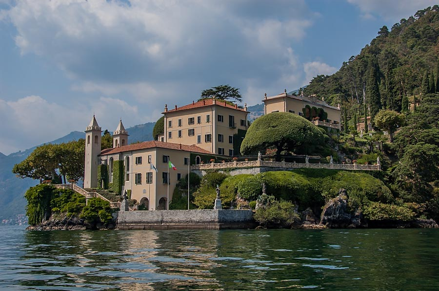 Villa Balbionella, Lake Como
