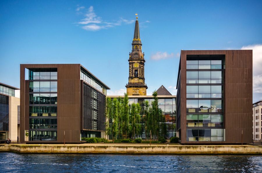 Old and new in Copenhagen