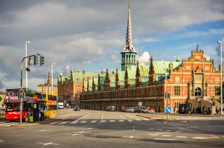 Old Stock Exchange, Copenhagen