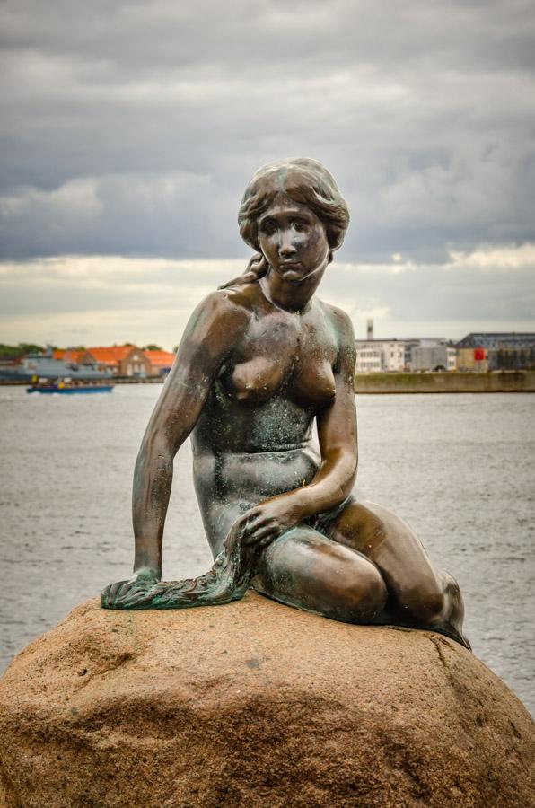 The Little Mermaid, Copenhagen