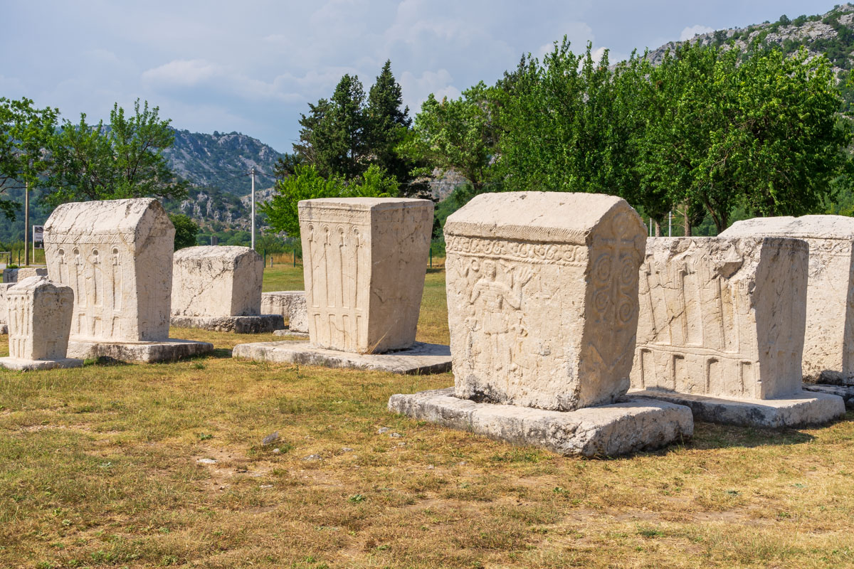 Radimlja Necropolis, Bosnia and Herzegovina