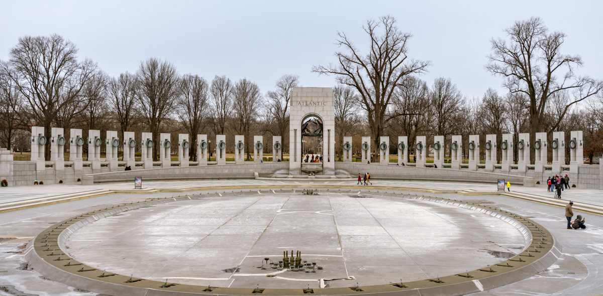 World War II Memorial, Washington, DC