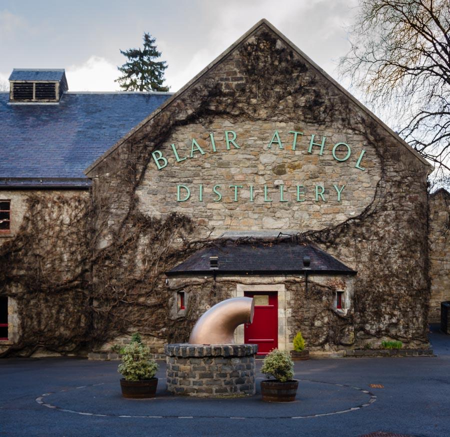 Blair Athol Distillery, Scotland