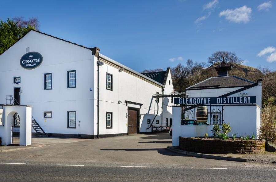 Glengoyne Distillery, Scotland