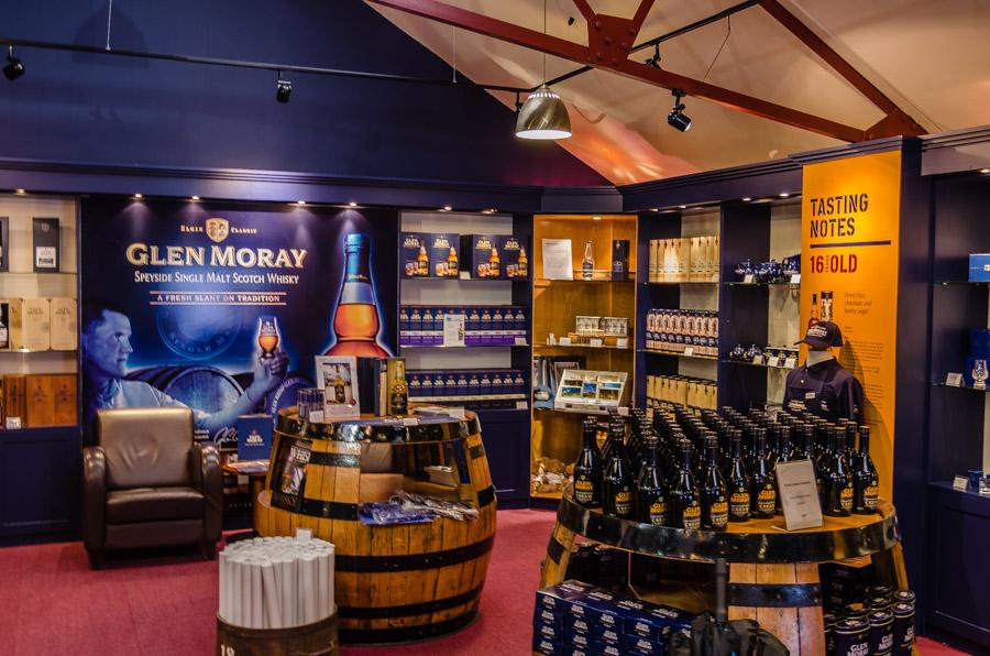 Glen Moray Distillery, Scotland