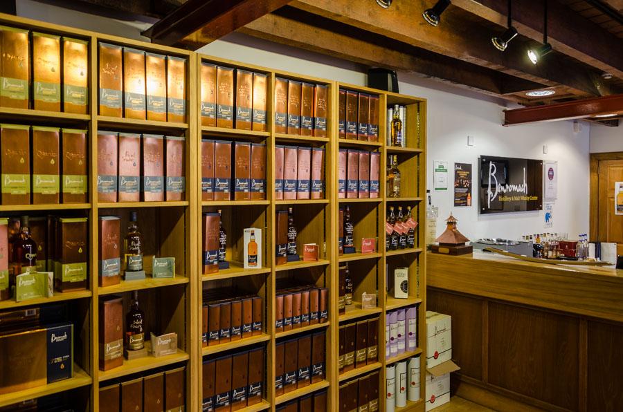 Benromach Distillery, Scotland