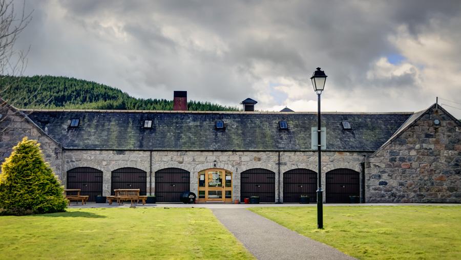 Royal Lochnagar Distillery, Scotland