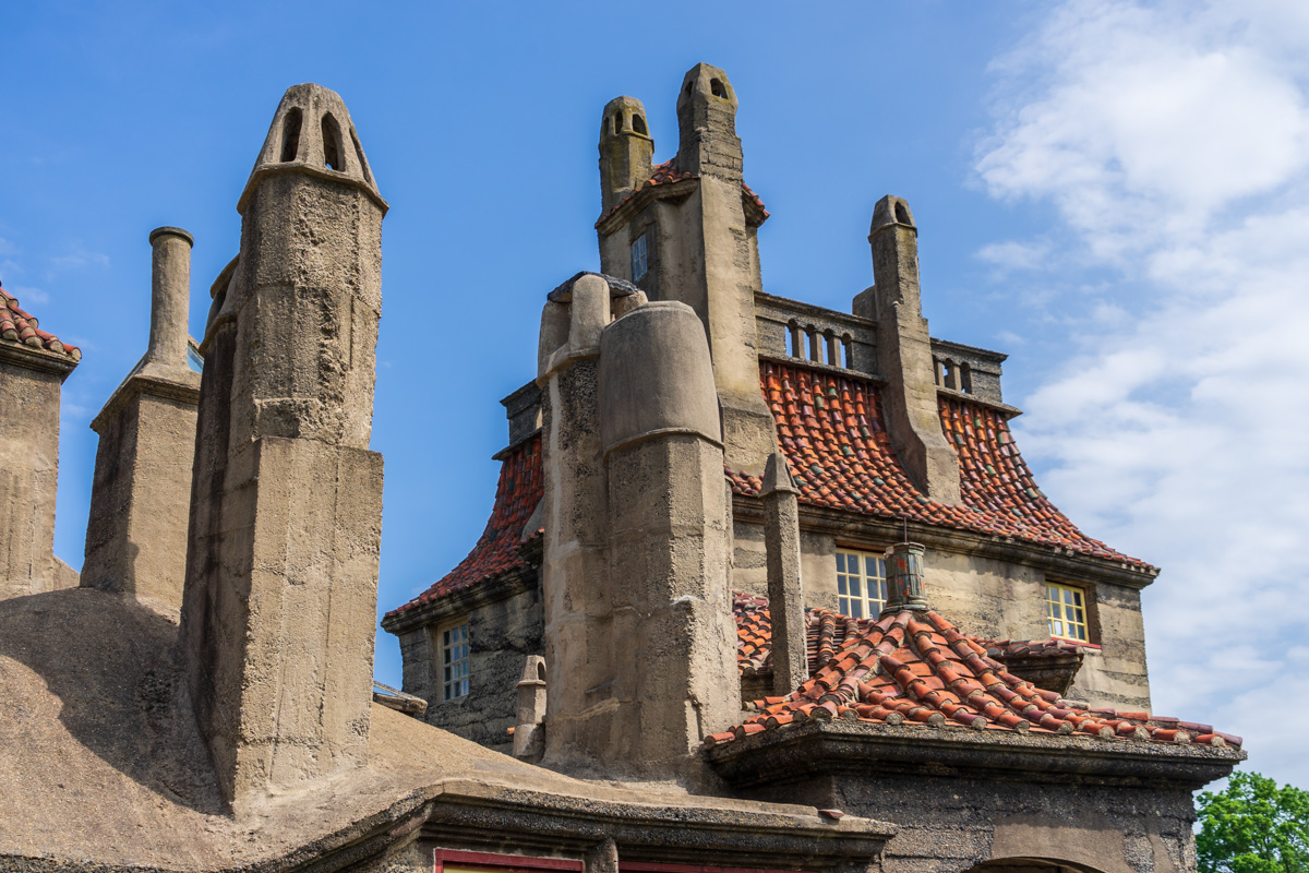 Fonthill Castle, Doylestown, PA