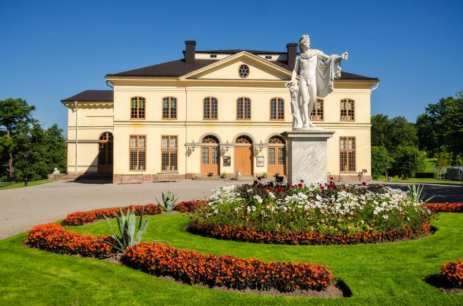 Royal Palace Theater, Drottningholm Palace, Stockholm