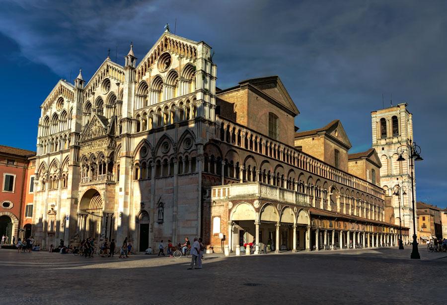 San Giorgio Cathedral, Ferrara, Italy