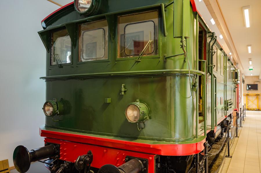Flåm Railway Museum, Norway
