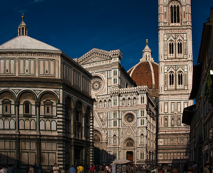Cathedral complex, Firenze, Italy