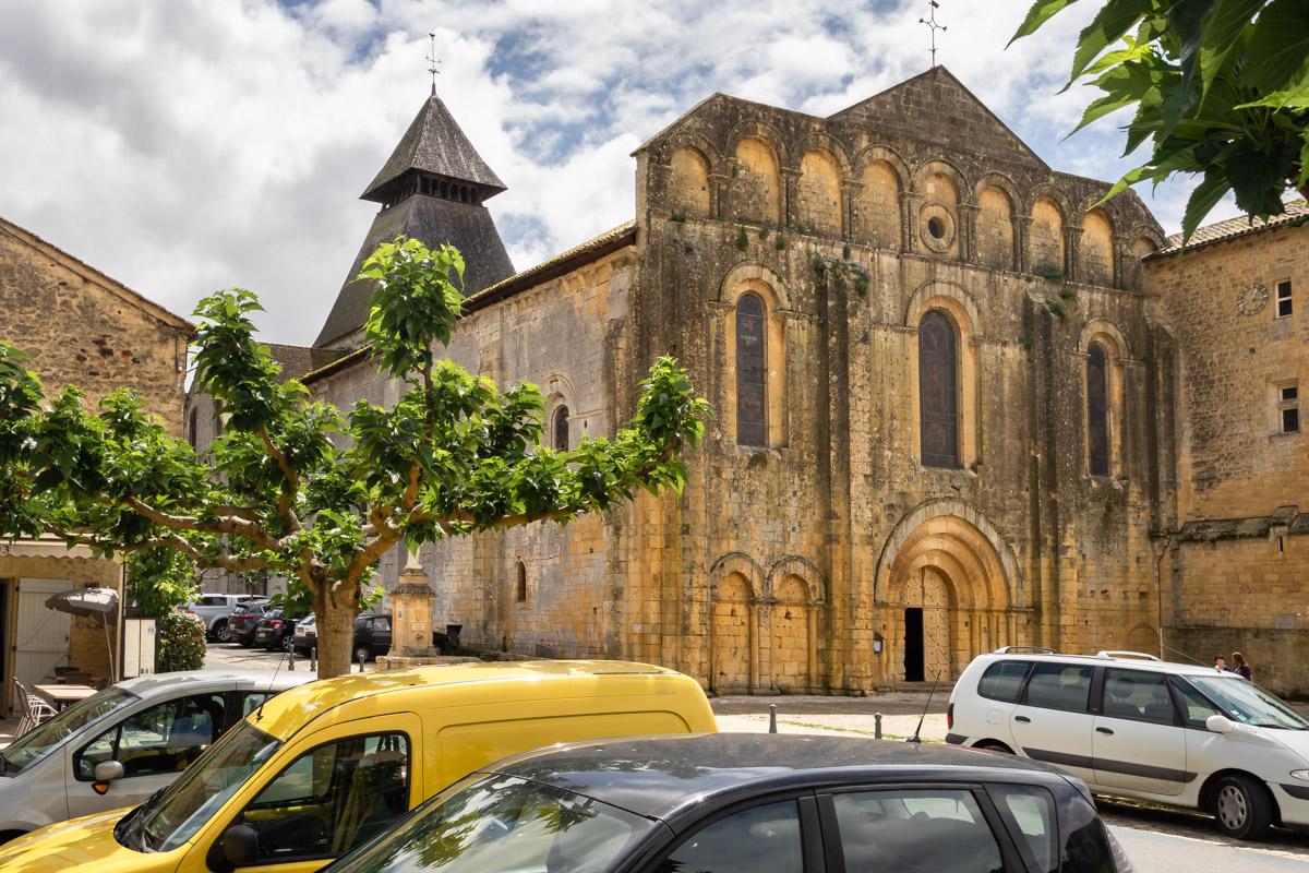 Cadouin, Dordogne, France