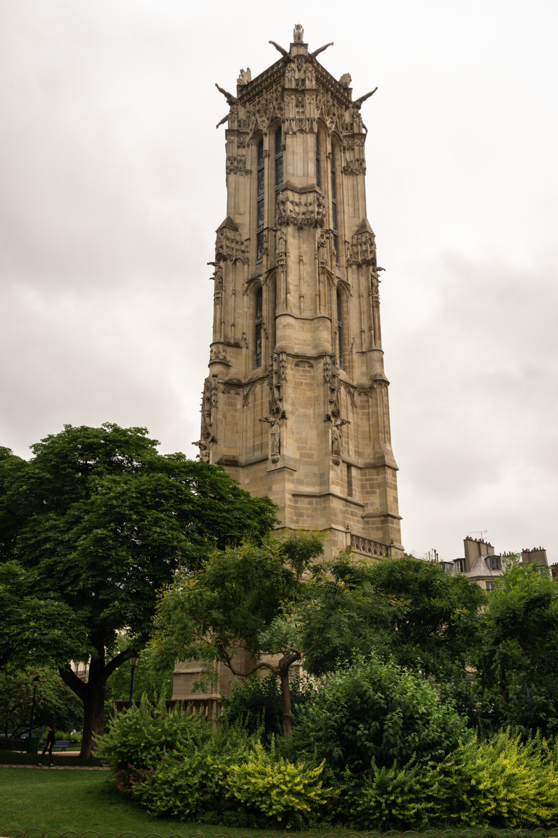 Tour St-Jacques, Paris
