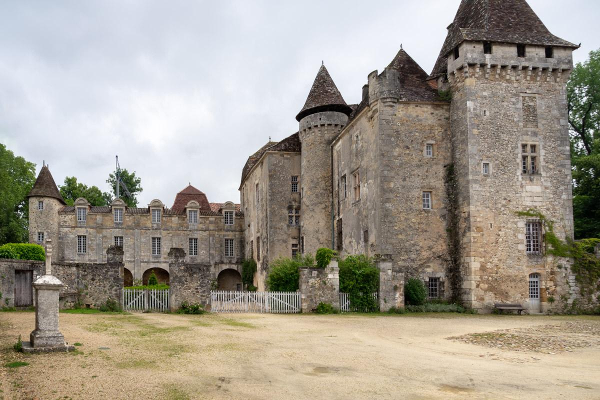 St-Jean-de-Côle, Dordogne, France
