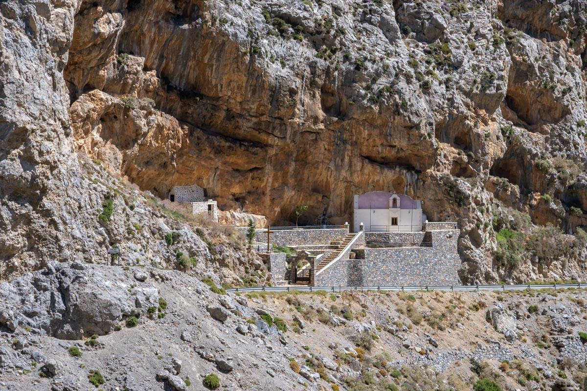 Kourtaliotiko Gorge, Crete