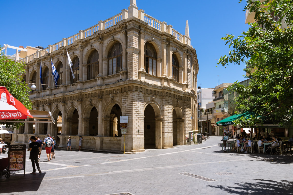 Heraklion, Crete
