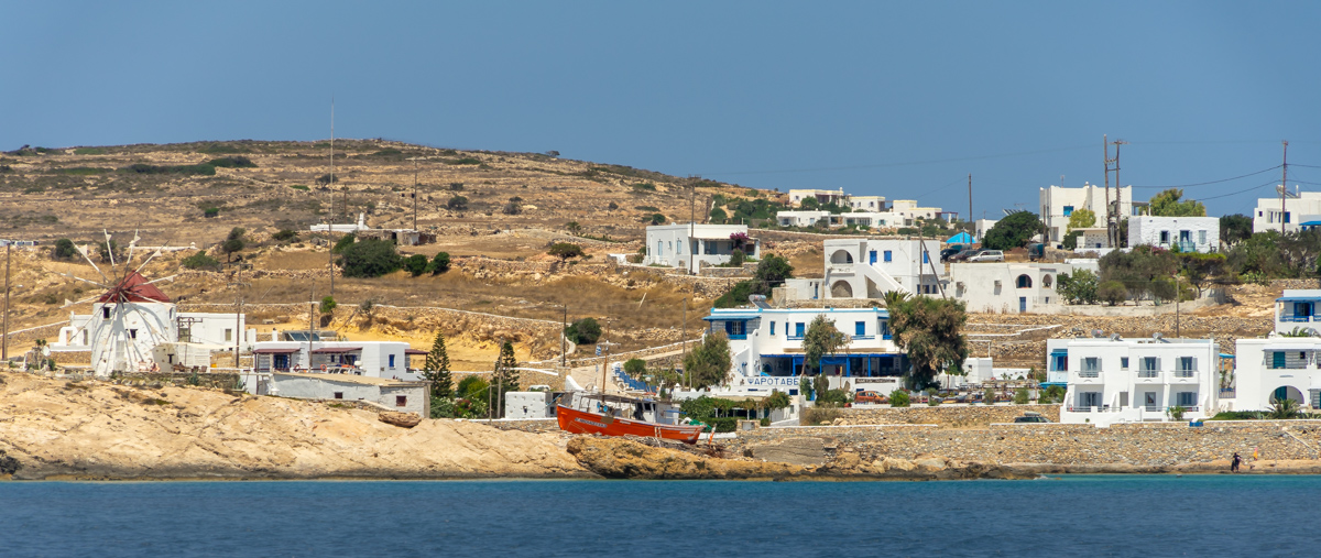 Naxos, Aegean Sea
