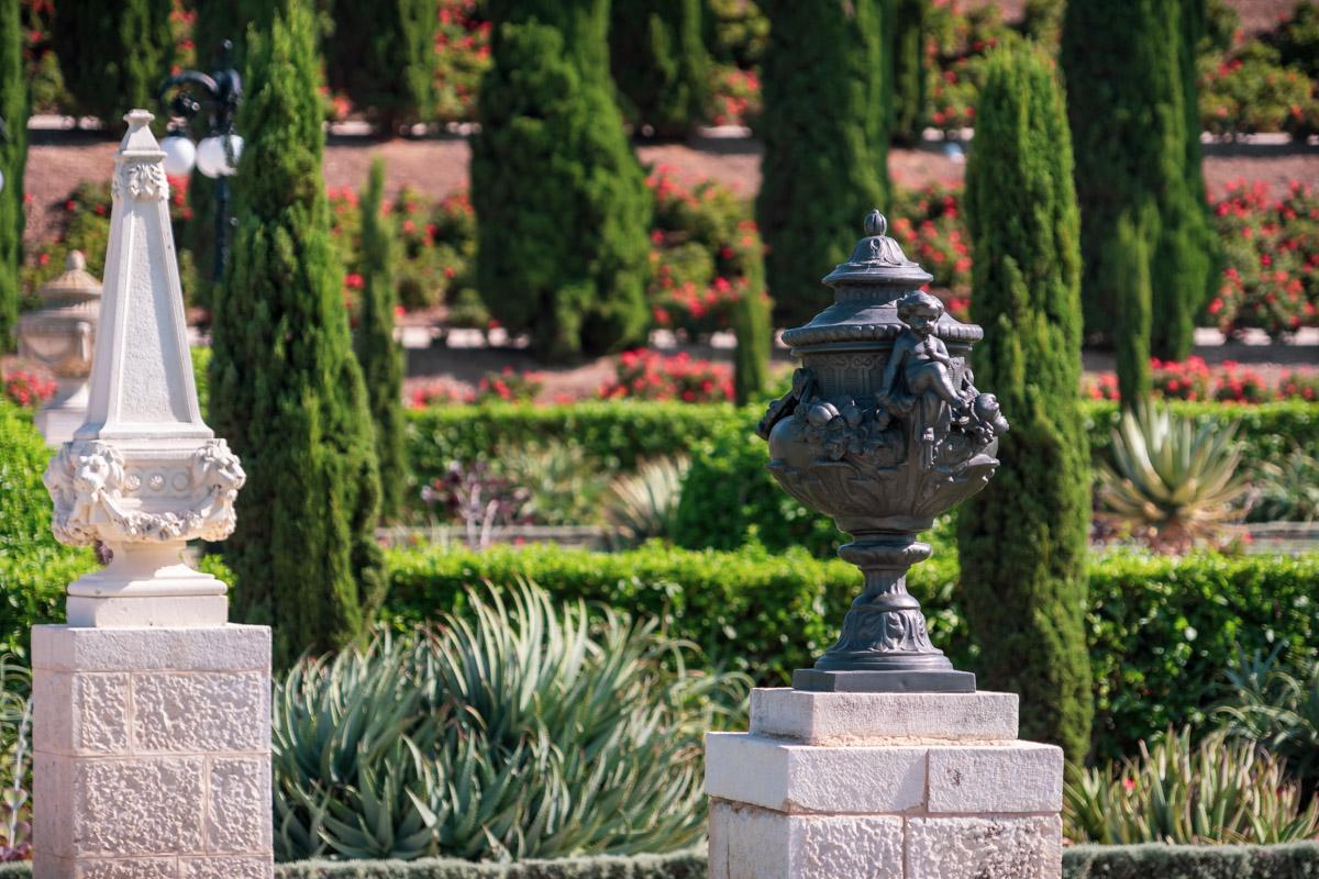Baha'i Gardens, Acre, Israel