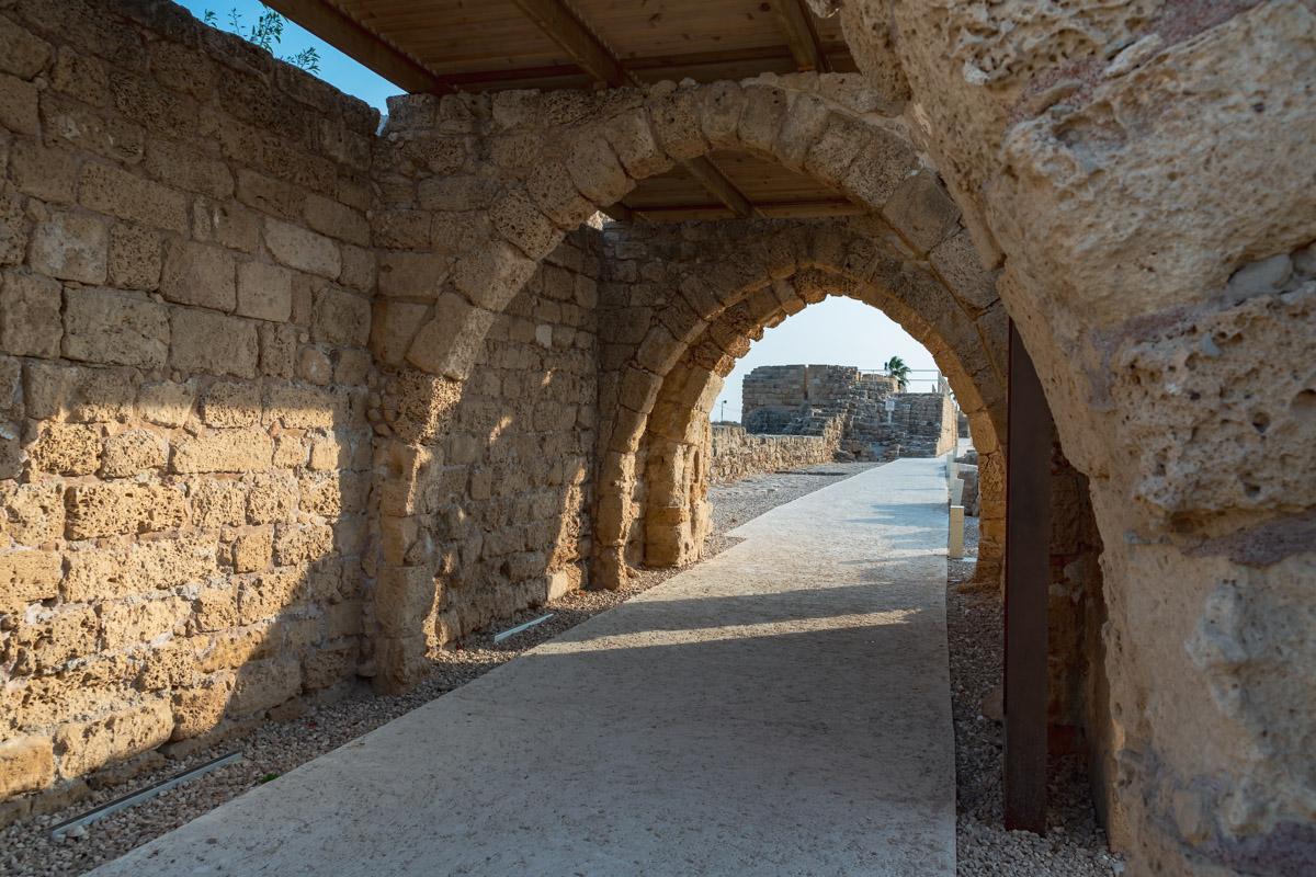 Caesarea National Park, Israel