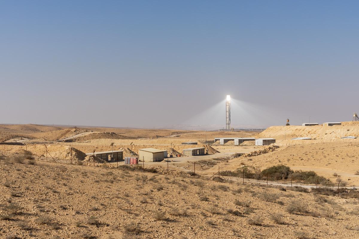 Ashalim Power Station, Israel