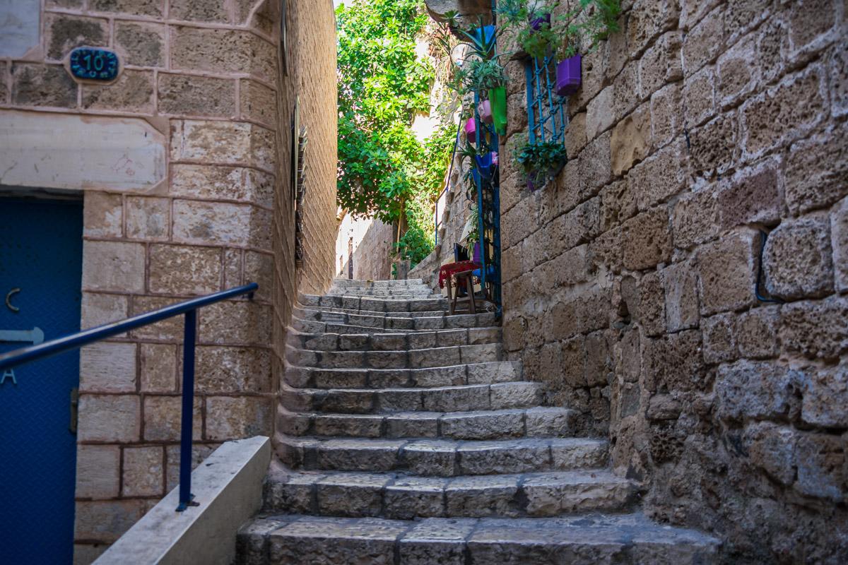 Old Yafo, Tel Aviv