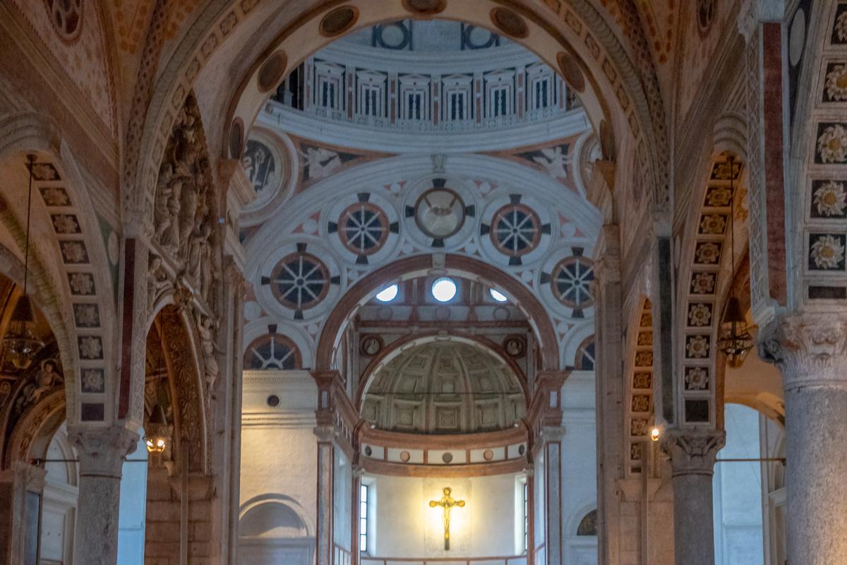 Santa Maria delle Grazie, Milan