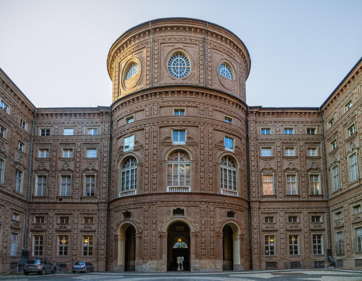 Palazzo Carignano, Turin