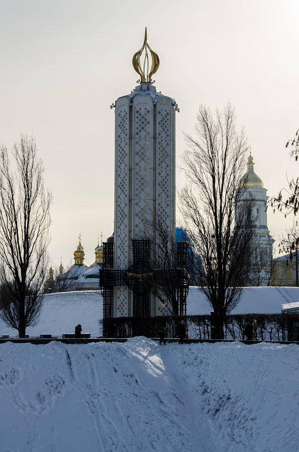 Holodomor Candle of Memory, Kiev