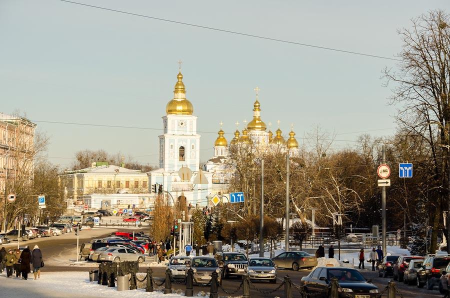 Sofia Square, Kiev