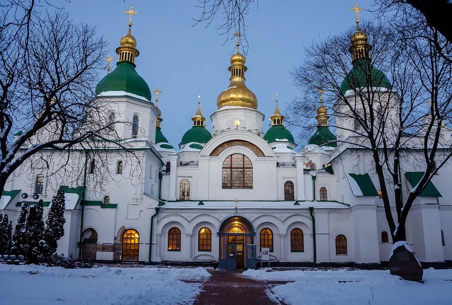 St Sofia Cathedral, Kiev