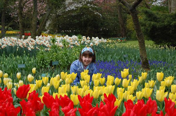 Keukenhof Gardens, Holland