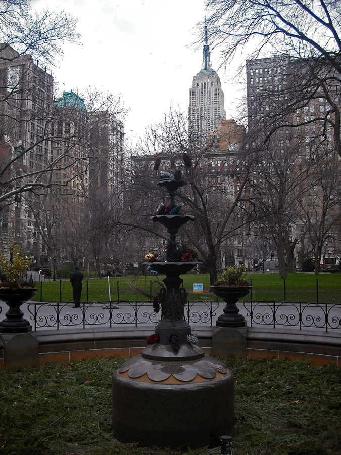 Madison Square Park, New York