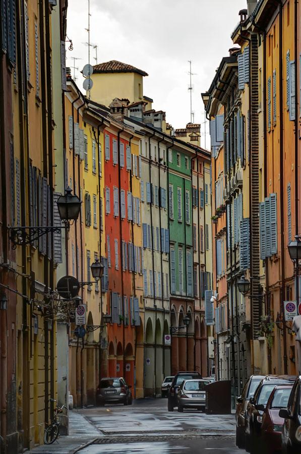 In Modena, Italy