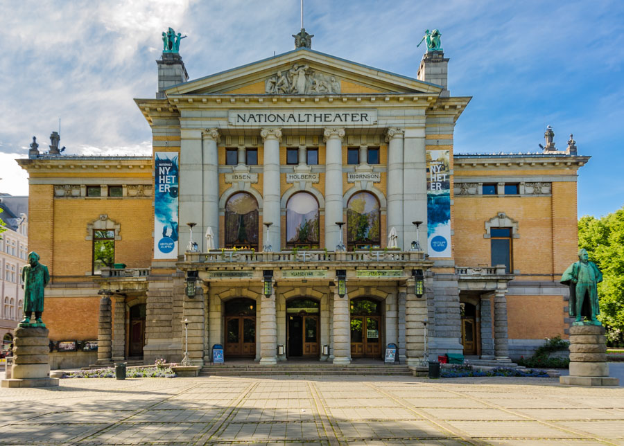 National Theater, Oslo