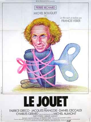 Le Jouet poster