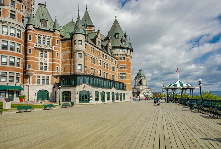 Terrace Dufferin, Quebec City