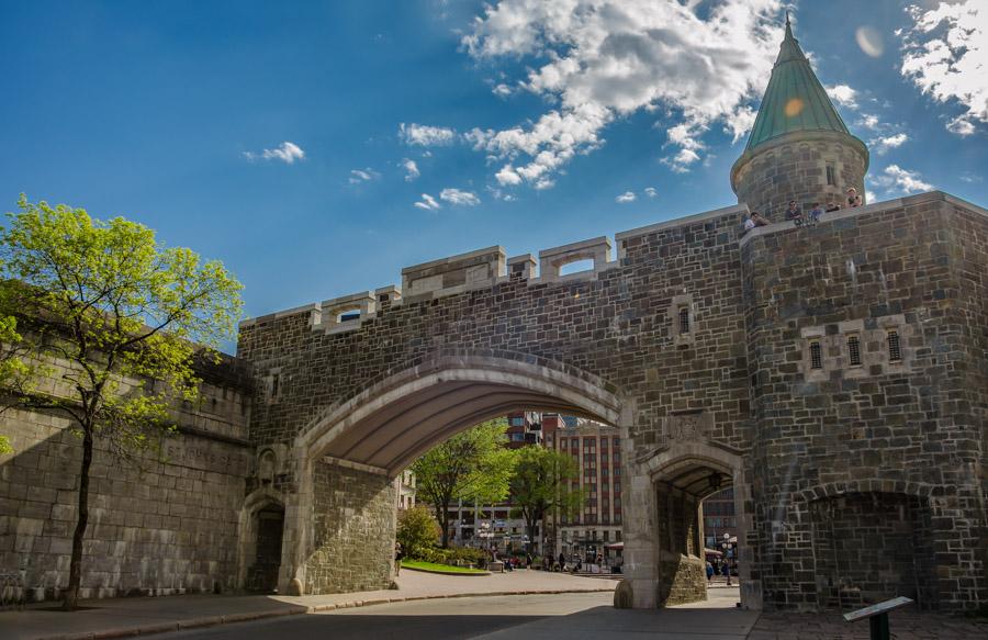 Porte Saint-Jean, Quebec City
