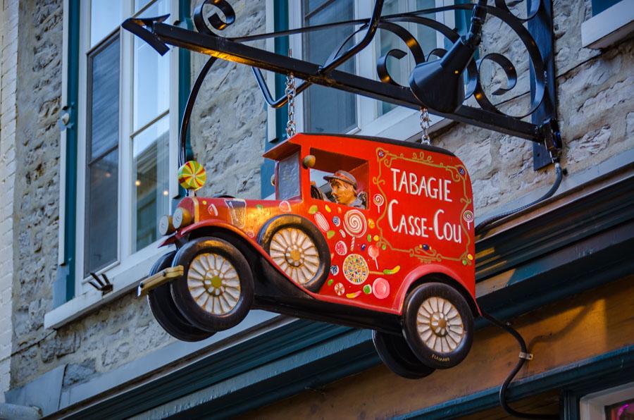 Rue du Petit Champlain, Quebec City