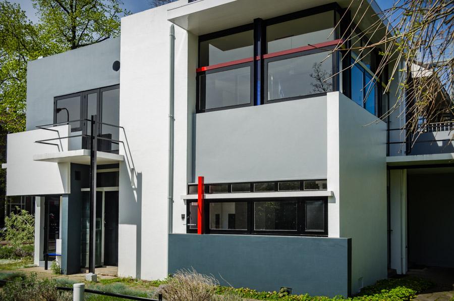 Rietveld Schröder House, Utrecht, Netherlands