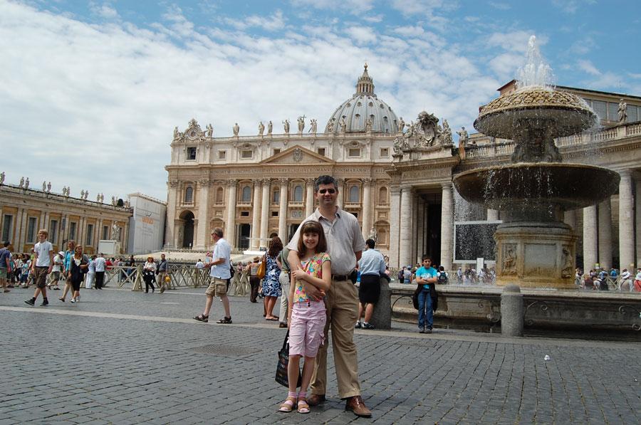 St Peter Square, Vatican City