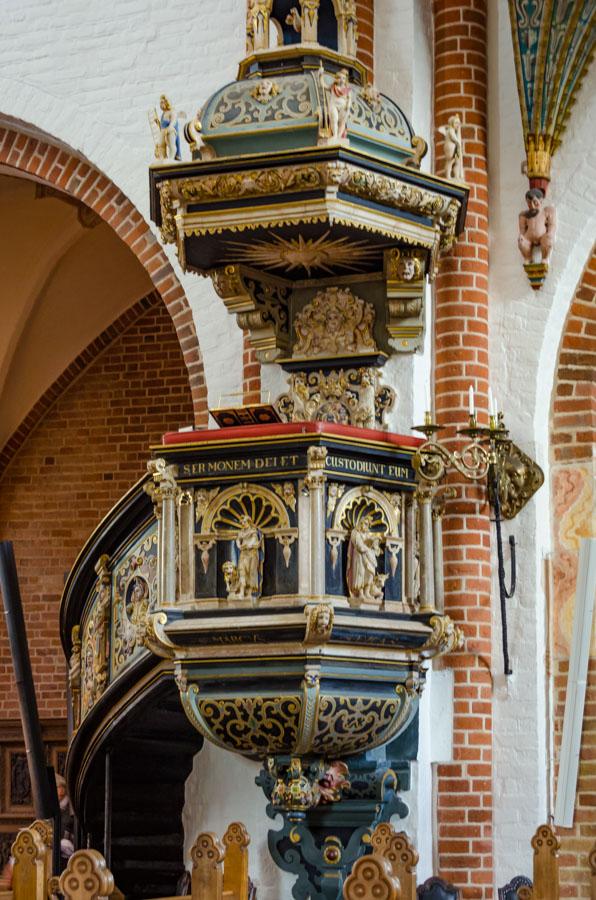 Roskilde Cathedral, Denmark