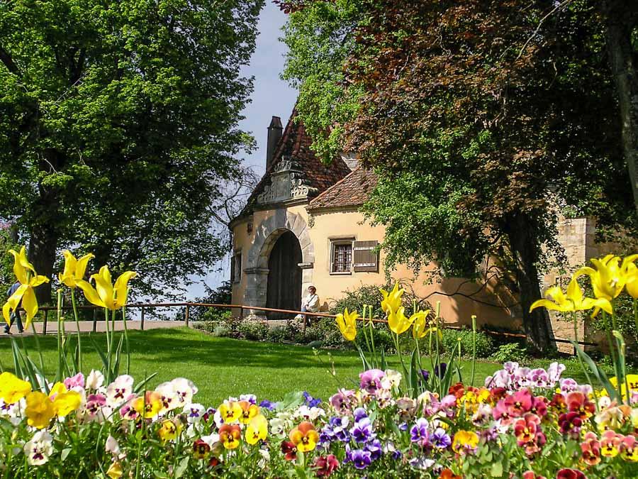 Rothenburg-ob-der-Tauber, Germany